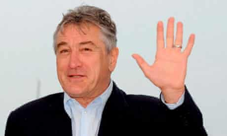 Old hand ... Robert De Niro is to be president of the prize jury at the 64th Cannes film festival.