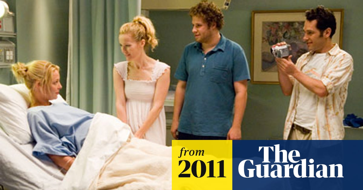 Judd Apatow May Have Knocked Up Follow Up In The Oven Judd Apatow The Guardian