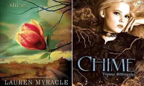 Lauren Myracle's Shine and Franny Billingsley's Chime