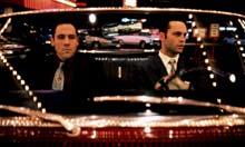 Jon Favreau, Vince Vaughn in SWINGERS (1996)