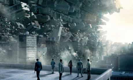 Inception (2010), directed by Christopher Nolan.