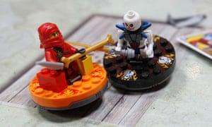 Lego Ninjago collection