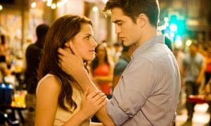 The Twilight Saga: Breaking Dawn – Part 1, starring Kirsten Stewart and Robert Pattinson.