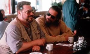 John Goodman (left) and Jeff Bridges in The Big Lebowski