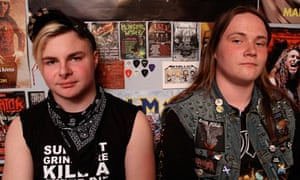 Sound It Out: two punks