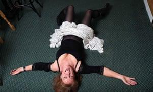 Floored … Finola Geraghty's Come on Eileen, starring Jackie Howe.