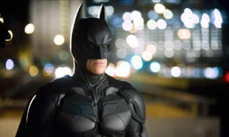 The Dark Knight Rises will feature Christian Bale as a Batman eight years older