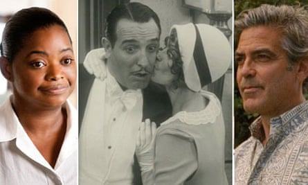 Golden Globes 2012: composite 4