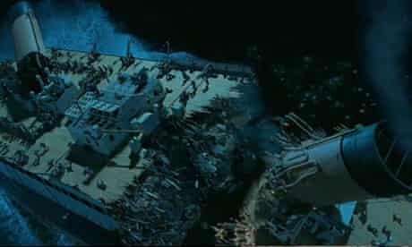 Titanic 3D 9
