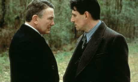 Brothers in arms … Albert Finney and Gabriel Byrne in Miller's Crossing (1990)