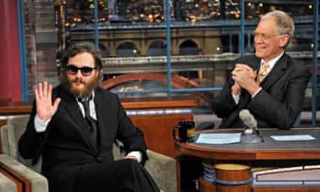 Joaquin Phoenix's in-character interview with David Letterman in 2009