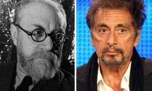 Henri Matisse and Al Pacino