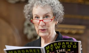 Margaret Atwood says the World Book Night show will be five times the size of her previous biggest