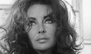 Elizabeth Taylor: let the story melt away and just gaze ...