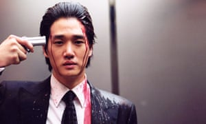 Park Chan-wook's Oldboy, which kickstarted the South Korean cinematic renaissance