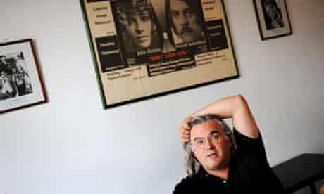 British director Paul Greengrass, whose biopic Universal was set to back