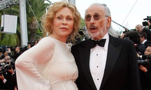 Cannes 2011: Faye Dunaway and Jerry Schatzberg