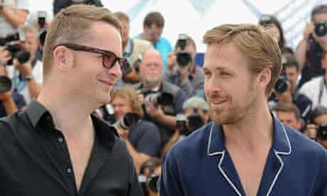 Drive at Cannes: Nicolas Winding Refn (left) and Ryan Gosling