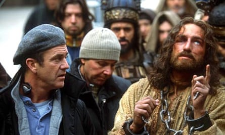 Mel Gibson and Jim Caviezel – The Passion of the Christ