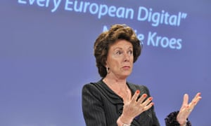 The World Copyright Summit keynote by Neelie Kroes was low on substance.