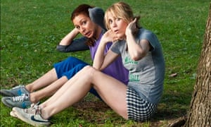 Fit the bill ... Kirsten Wiig's Bridesmaids, one of a wave of introspective comedies.
