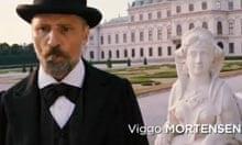 Viggo Mortensen in the trailer for A Dangerous Method