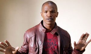 Jamie Foxx will play the lead in Quentin Tarantino's Django Unchained.