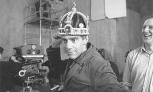 Derek Jarman – the subject of an Edinburgh film festival mini-season, curated by Gus Van Sant.