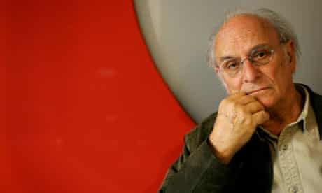 Reign in Spain ... Spanish director and anti-Francoist Carlos Saura.