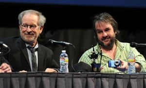 Steven Spielberg and Peter Jackson talk about The Adventures of Tintin at Comic-Con 2011