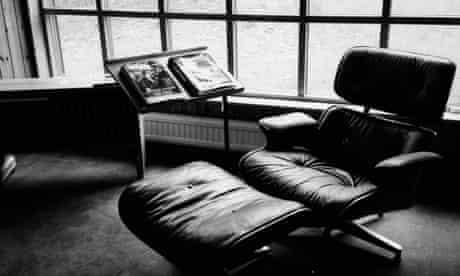 Ingmar Bergman house interior