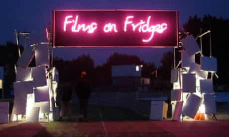 Films on Fridges venue entrance