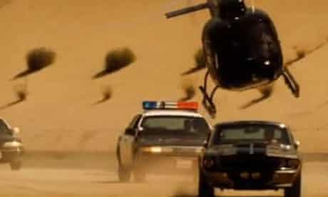 Still from Gone in 60 Seconds