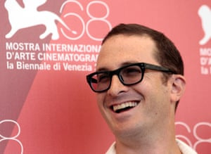 Aronofsky, president of the jury of the 66th Venice Film Festival, attends a photocall in Venice