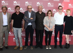 JURY PHOTOCALL, 68TH VENICE FILM FESTIVAL