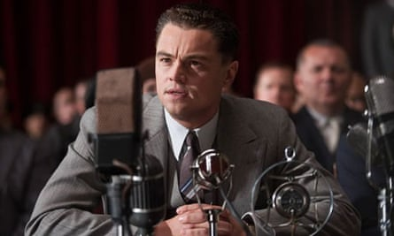 Leonardo DiCaprio in Clint Eastwood's J Edgar