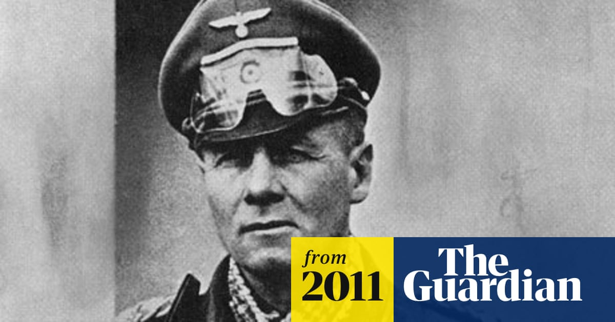Rommel film criticised for depicting general as 'Nazi war