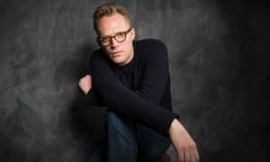 Hard act … Paul Bettany, who appears in the forthcoming boxing film Broken Lines.