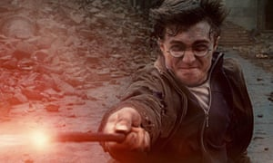 Harry Potter and the Deathly Hallows: Part 2 scooped four prizes at the People's Choice awards.