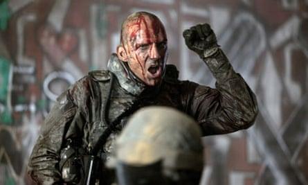 Ralph Fiennes in Coriolanus