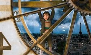 Turning back time … Asa Butterfield in Martin Scorsese's Hugo (2011).