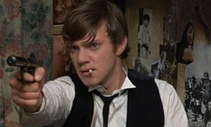 Malcolm McDowell in Lindsay Anderson's If … (1968)
