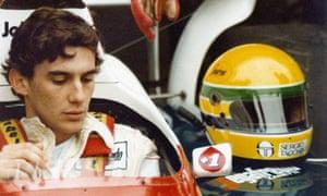 Senna failed to make the shortlist for this year's best documentary Oscar.