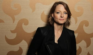 New direction … Jodie Foster at San Diego Comic-Con in July.