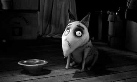 Sparky the dog in Frankenweenie
