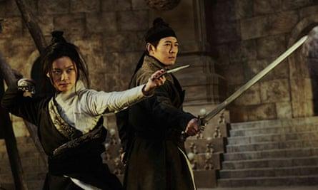 Flying Swords of Dragon Gate Inn
