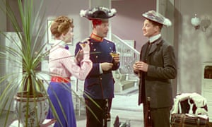 Deborah Kerr, Anton Walbrook and Roger Livesey in The Life and Death of Colonel Blimp