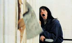 The axe kin diet … Shelley Duvall loses about half a stone in The Shining.