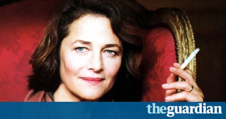 Charlotte Rampling Webchat The Answers Live Film The Guardian