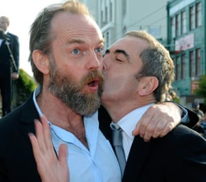 Hobbit: Hugo Weaving, James Nesbitt
